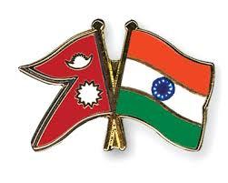 नेपाल भारतसँग दुई गाेलले पराजित