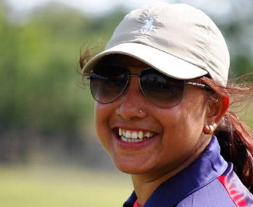 नेपाली क्रिकेटर मनिता अमेरिकी टोलीमा अनुबन्धित