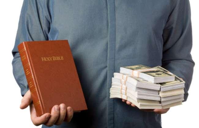 विपत्को मौका छोपी क्रिश्चियन धर्म प्रचार