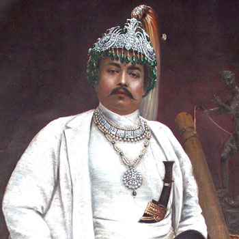 नेपाल आउन वायसरायको जोड (इतिहास)