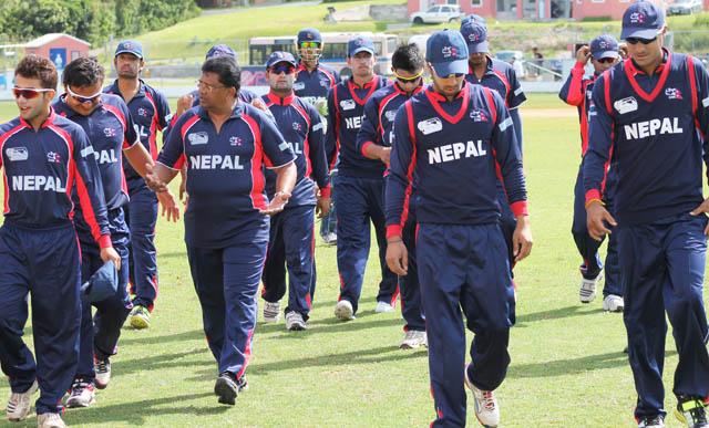 नेपाल स्कटल्याण्डसँगै भिड्दै