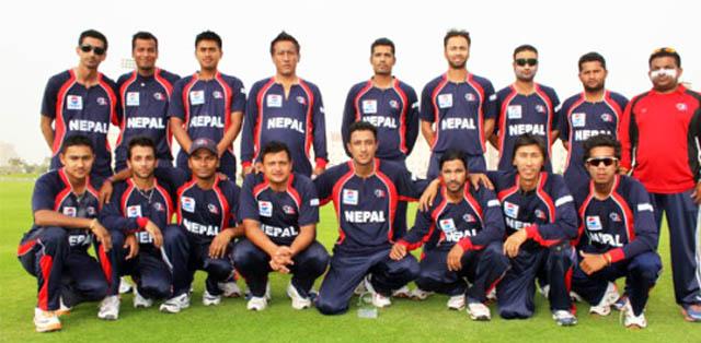 नेपाल ५ विकेटले पराजित