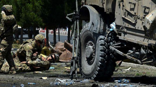 काबुलमा विष्फोट, कम्तिमा ४० को मृत्यु