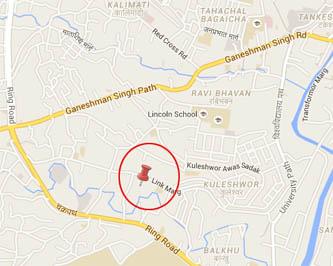 काठमाडौं केन्द्र भएको भूकम्प