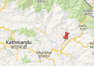 काठमाडौंमा भूकम्पको धक्का महशुस