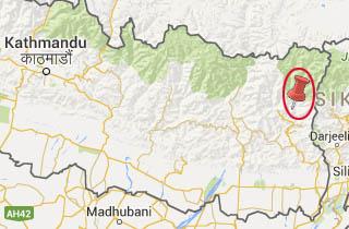 ताप्लेजुङमा नयाँ भूकम्प