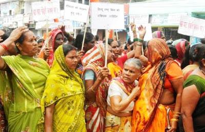हिन्दु राष्ट्र माग्दै पर्सा बारा बन्द