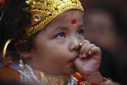 कृष्ण जन्माष्टमीमा पाटन कृष्णमन्दिर (भिडियो)