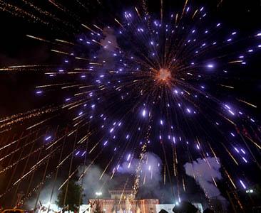 नेपालको संविधान– २०७२ घोषणा हुँदाको खुशियाली (फोटो फिचर)