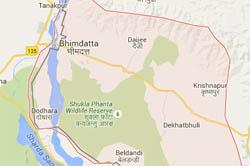 दार्चुलालाई केन्द्रबिन्दु बनाएर ४.६ म्याग्निच्यूडको भूकम्प