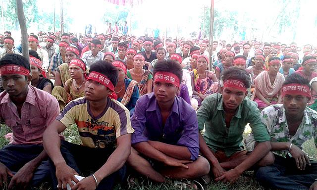 कैलालीमा 'थारु युवा दस्ता' गठन
