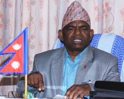 नेता नेपालकाे प्रस्ताव, लालबाबु राष्ट्रपति