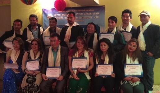 नेपाली अमेरिकन कलाकार संघमा नयाँ नेतृत्व