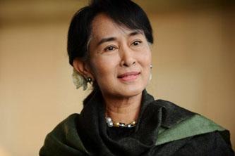 म्यानमारमा सू ची को पार्टी अत्यधिक बहुमतले विजयी