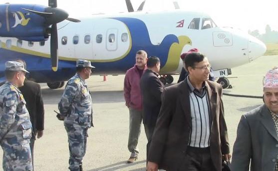 छानविन समिति जनकपुर पुग्यो