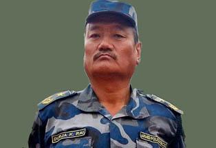 दुर्जकुमार राई कामु सशस्त्र महानिरीक्षक
