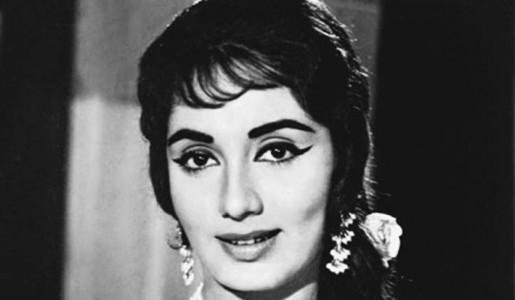 भारतीय अभिनेत्री साधनाको निधन