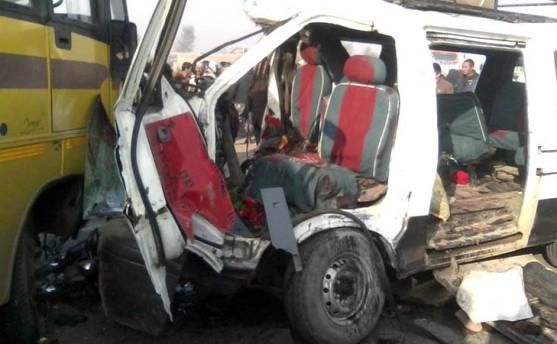 दाङमा सवारी दुर्घटना, ५ को मृत्यु (घाइतेको नामावली सहित )