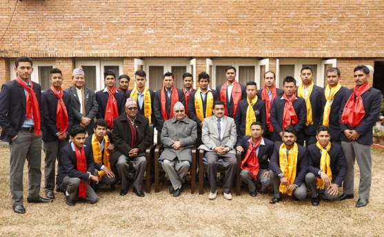यू–१९ विश्वकप क्रिकेटः भारतसँग नेपाल सात विकेटले पराजित