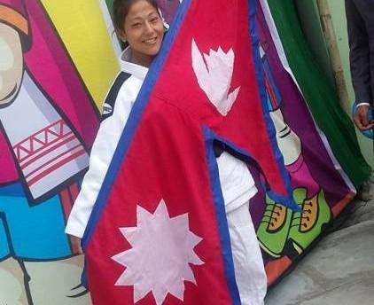 फूपू ल्हामु खत्रीले जितिन नेपालका लागि दोस्रो स्वर्ण