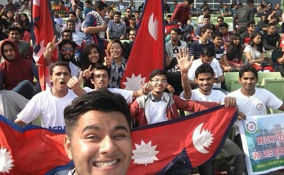 नेपालद्वारा बांग्लादेशसामु २१२ रनको लक्ष्य
