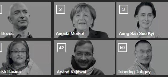 'फर्च्यून' विश्वका महान नेताको सूचीमा केजरिवालदेखि सू चीसम्म