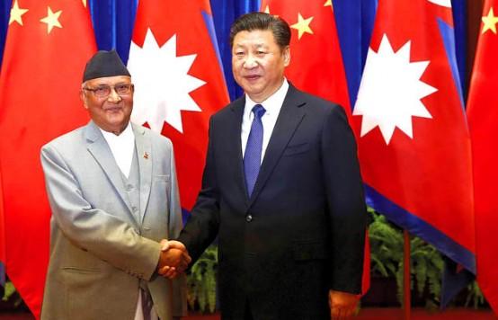 प्रधानमन्त्रीको चीन भ्रमण: आत्मविश्वासको विस्तार
