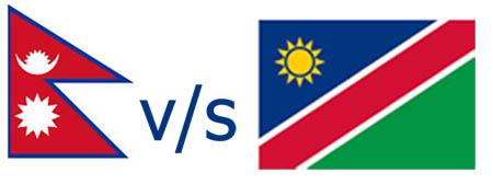 नामिविया विरुद्ध नेपाल बलिङ गर्दै (लाइभ)