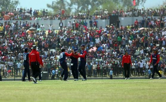 विश्व क्रिकेट लिगः पारसको शतकमा नेपालको दोस्रो जित