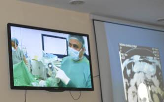 ग्राण्डी अस्पतालमा नयाँ विधिबाट पत्थरीको शल्यक्रिया