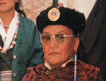 पूर्व मुस्ताङी राजा जिग्मे बिरामी