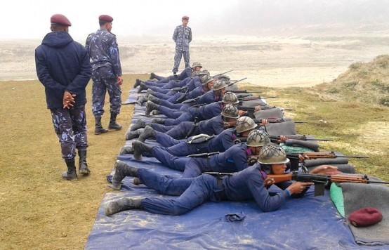 नेपाल प्रहरी: 'टार्गेट'मै त्रुटि