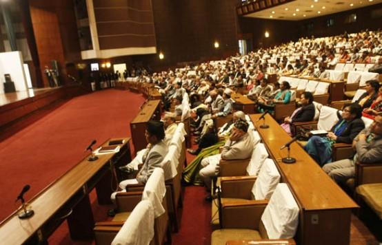 शक्ति केन्द्र संसद