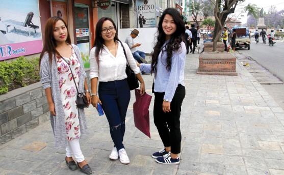 काठमाडौंमा सानो कोरिया