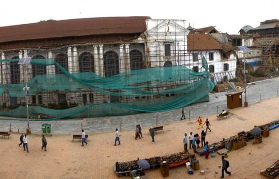 काठमाडौंको सतह मुनि सम्पदा
