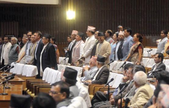 कांग्रेसः संविधान कार्यान्वयनमा सहकार्य