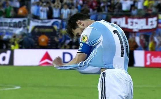 अर्जेन्टिनाका कप्तान मेसीद्वारा राष्ट्रिय टिमबाट सन्यास घोषणा