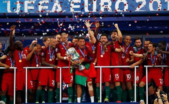 युरोकप २०१६ः कसले के जिते ?