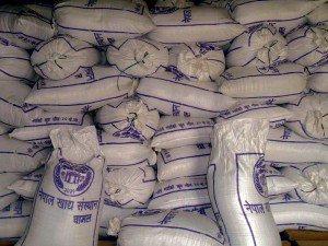 भोजपुर: खाद्य संस्थानको चामल खपत हुन छाड्यो