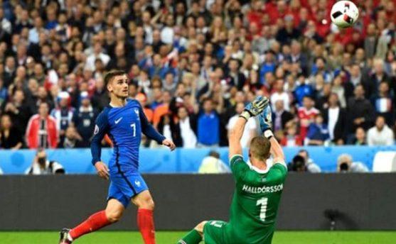यूरो कपको सेमीफाइनलमा फ्रांस
